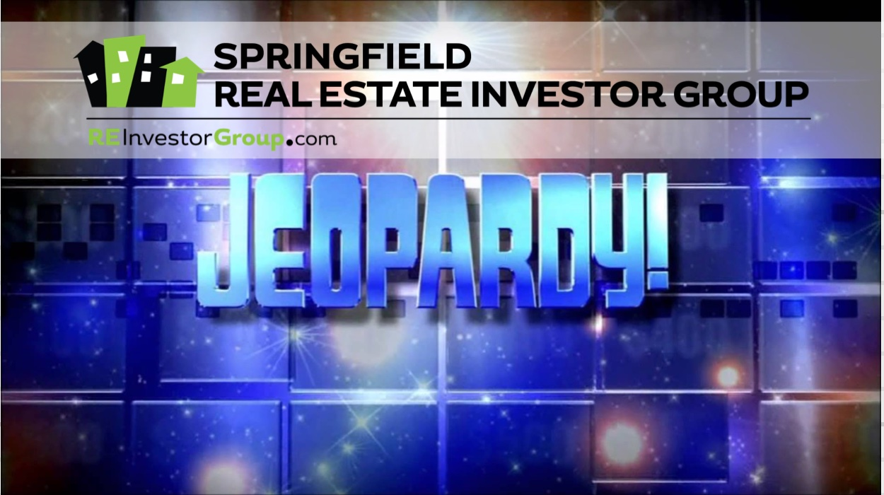 REInvestorGroup | Real Estate Jeopardy